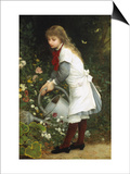 In the Secret Garden Prints by Gustave Doyen