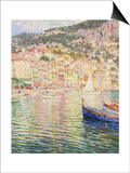 Villefranche Prints by Omer Coppens