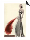 Women's Fashion 1930s, 1939, UK Prints