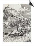 Le monstre marin Prints by Albrecht Dürer