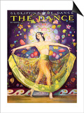 The Dance, Joyce Coles, 1928, USA Prints