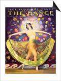 The Dance, Joyce Coles, 1928, USA Prints