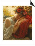 Autumn Posters by Thomas Benjamin Kennington