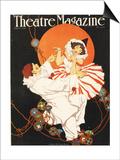 Theatre Magazine, Pierrot Magazine, USA, 1920 Posters