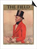 The Field, Fox Hunting Magazine, UK, 1930 Prints