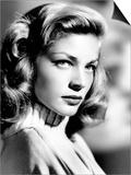 Lauren Bacall, 1946. 1946 Posters