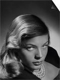 Lauren Bacall Print