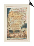 Songs of Innocence Posters by William Blake