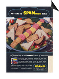 Spam, USA Posters