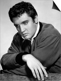 "Elvis Presley. ""Jailhouse Rock"" 1957, Directed by Richard Thorpe Art"