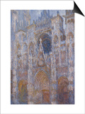 Rouen Cathedral, c.1894 Prints by Claude Monet