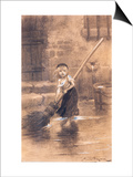 Cosette Prints by Emile Bayard