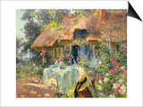 Summersday Prints by Henri-Gaston Darien