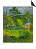 Landscape, 1901 Prints by Paul Gauguin