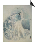 Classical Dancing Posters by Yunlan He