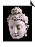 Tête de Buddha Posters