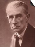 Maurice Ravel, C 1935 Prints