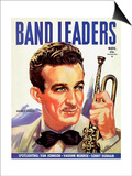 Band Leaders, Harry James, 1945, USA Prints