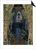 Un coin d'appartement Prints by Claude Monet