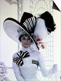"Audrey Hepburn. ""My Fair Lady"" 1964, Directed by George Cukor Prints"