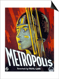 Metropolis, 1927, Directed by Fritz Lang Prints