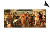 The Wedding at Cana (With Veronese's Self-Portrait) Prints by Paolo Veronese