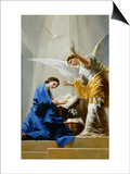 The Annunciation Posters by Francisco de Goya