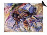 The Dynamism of a Cyclist Prints by Umberto Boccioni
