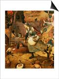 Dulle Griet, 1562-1566 Prints by Pieter Bruegel the Elder