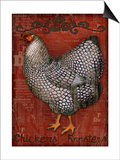 Chickens & Roosters Prints by Kate Ward Thacker