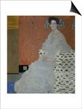 Mrs. Fritza Riedler (1906) Prints by Gustav Klimt