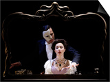 """Love Never Dies,"" The Sequel to the Phantom of the Opera, at the Adelphi Theatre in Central London Prints"