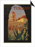 Tuscany Posters by Kate Ward Thacker