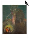 The Flight to Egypt Posters by Odilon Redon