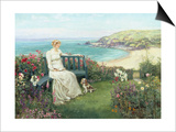 Contemplation Prints by Henry John Yeend King