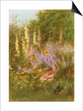 Corner of a Garden Posters by Helen Allingham