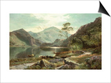 Loch Lomond, c.1871 Prints by Sidney Richard Percy