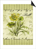 Dill Prints by Kate Ward Thacker
