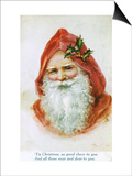 Father Christmas Posters
