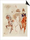 Napoleon I, Emperor Prints by Henri de Toulouse-Lautrec