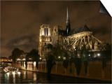 Notre Dame, Paris, France Poster by Remy De La Mauviniere