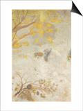 Décoration Domecy : la branche fleurie jaune Print by Odilon Redon