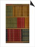 La Bibliothèque du Cabinet des livres Posters