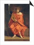 Le Christ aux outrages Prints by Philippe De Champaigne