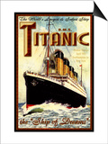 Titanic Art by Kate Ward Thacker