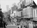 New Orleans' Old World Style French Quarter Prints