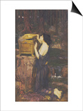 Pandora Prints by John William Waterhouse