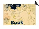 Gentleman At Table Posters by Henri de Toulouse-Lautrec