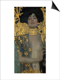 Judith with the Head of Holofernes, 1901 Prints by Gustav Klimt