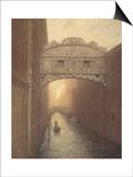 Venice Ambiance Posters by Raymond Knaub